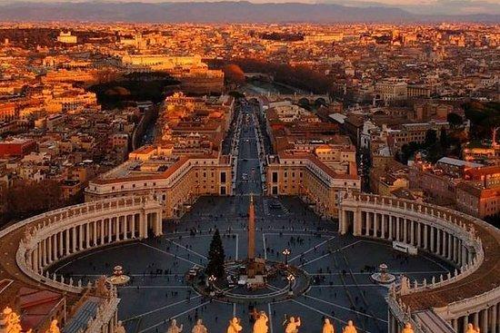 ROME van de basilieken en christelijke ...