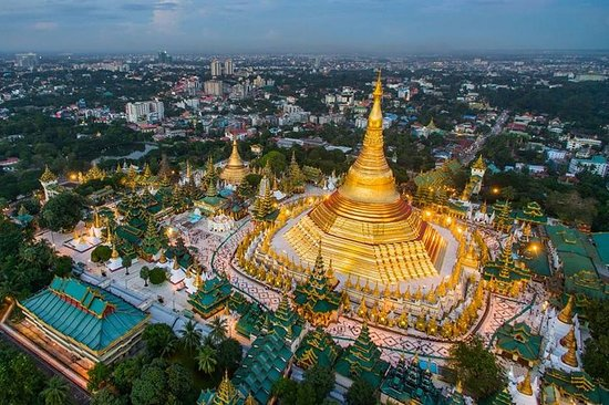 Yangon 2 Nächte 3 Tage