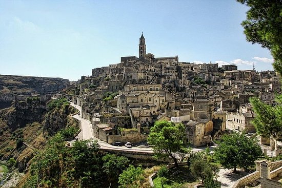 MOVIE TOUR MATERA and surroundings - 4 days private tour