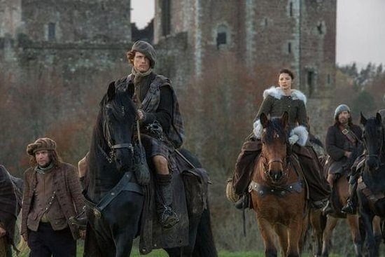 Private Tour: 'Outlander' TV Locations Day Trip from Edinburgh