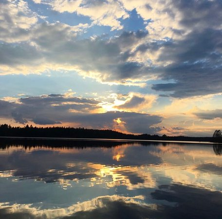 Ruokolahti, Finlandia: like oil painting