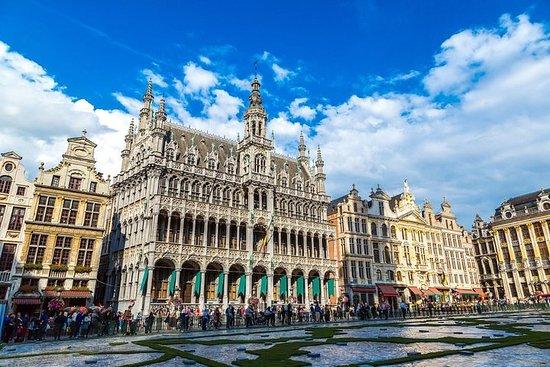 Sortie à la journée à Bruxelles au...