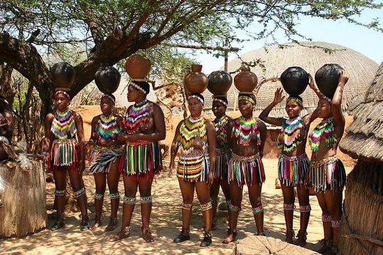 Swaziland kultur og Hlane...