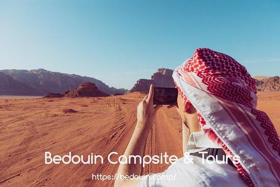 Half Day Jeep Tour i Wadi Rum Desert...