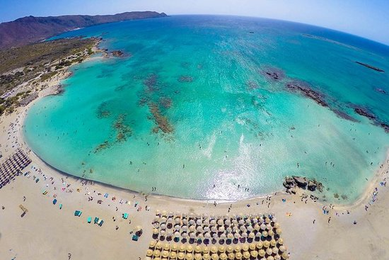 Elafonisi - Pink Sands. Private Tour.