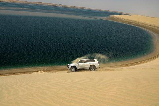 Doha: Wüstensafari mit Kamelritt...