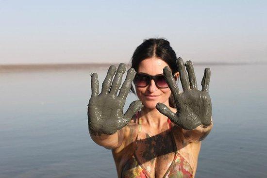 Mar Morto e Massada no Sunrise Tour...