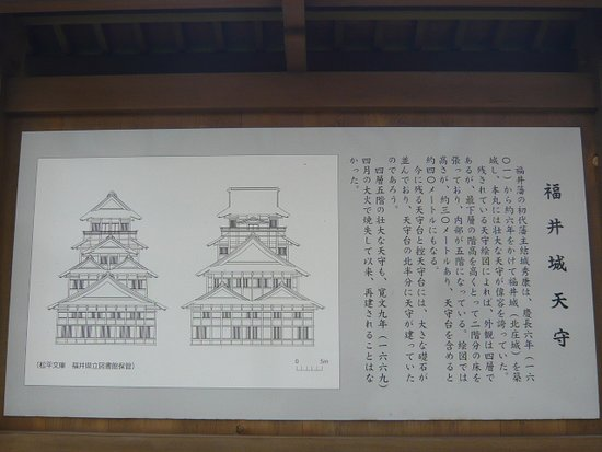 Fukui Castle Yamazato Entrance Gate