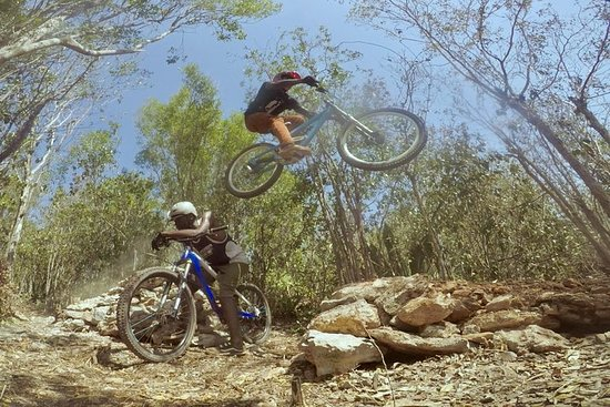 5150 Trails Downhill Mountain Biking