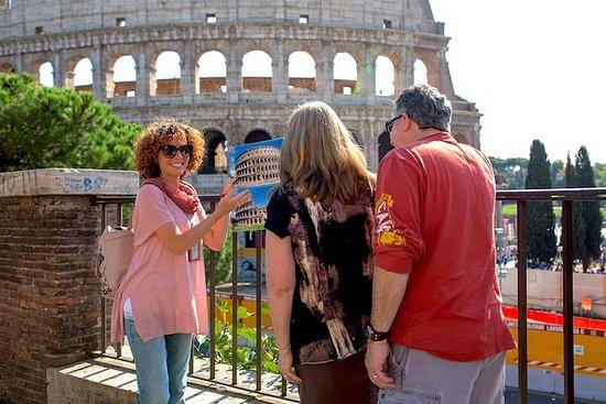 Visita privada al Coliseo y al Foro...