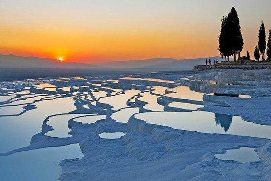 Piccolo gruppo Pamukkale e Hierapolis