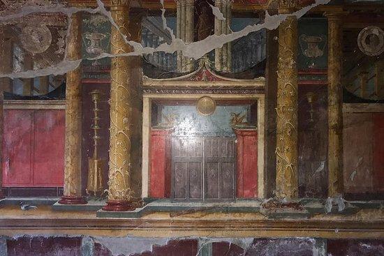 Pompeii reveald