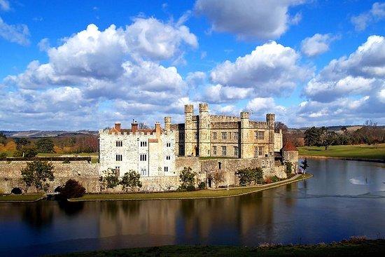 早期进入利兹城堡,坎特伯雷大教堂和伦敦格林威治