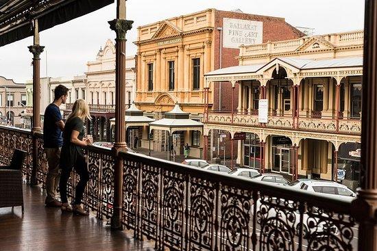 Tour privato di Ballarat e Sovereign Hill da Melbourne