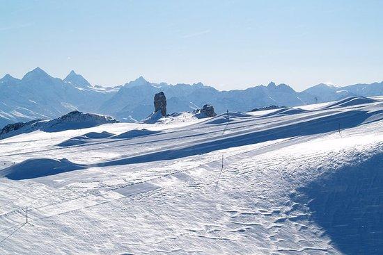 Riviera Col du Pillon&Glacier 3000:スイス…
