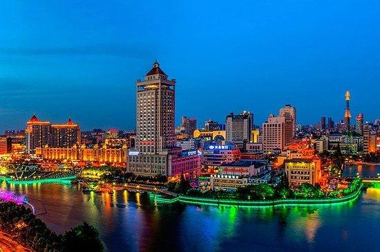 Privater Shanghai Flughafentransfer in die Stadt Nantong
