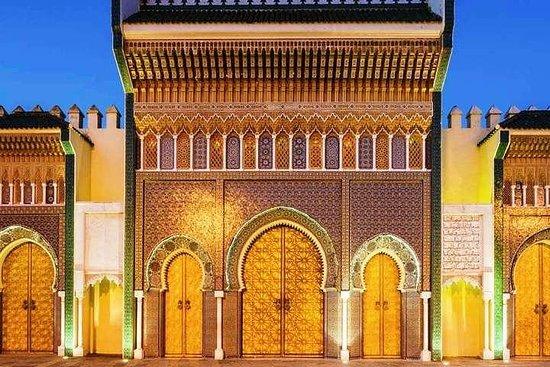 Fez Guidet tur med lunsj fra Casablanca