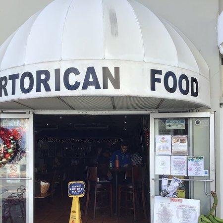 San Juan Metro Region, Puerto Rico: Chinese and Japanese food