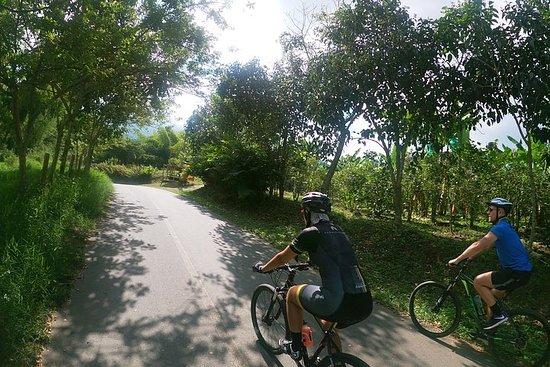 El sendero del Cacique (Nature Bike tour)