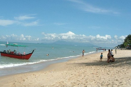 Tour della spiaggia di Port Dickson