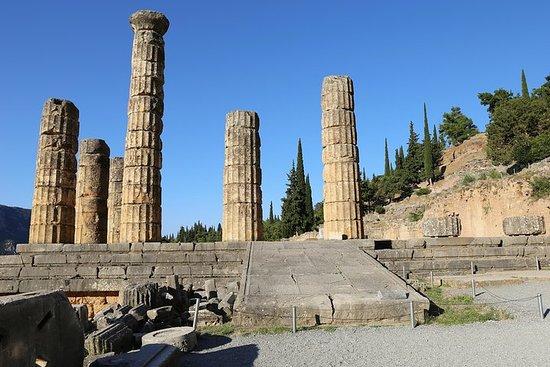 Tour privado de día completo a Delphi