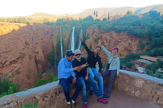 Heldagstur fra Marrakech til Ouzoud...