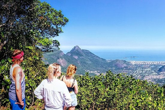 Tijuca Forest Adventure Full-Day Hike