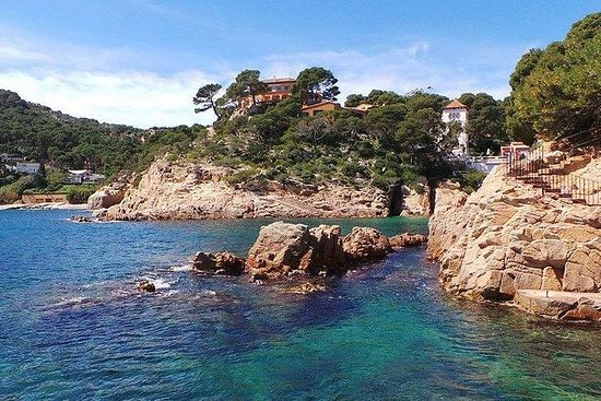 Palamos Coastal Day Walk with Lunch
