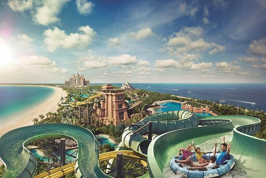 Dubai Atlantis Aquaventure (incluido...