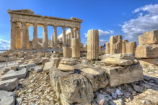 Full Day Athens City Tour med Akropolis...