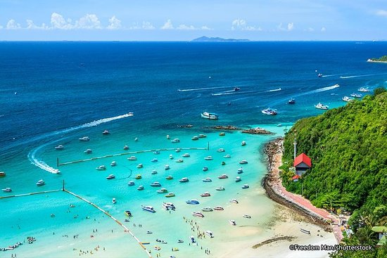 Koh Larn Tour with Lunch Resmi