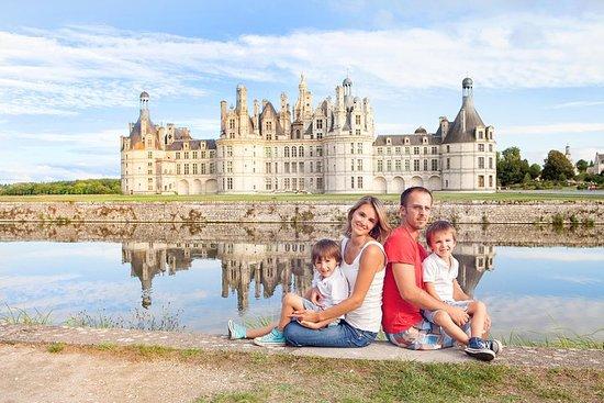 【巴黎出发】卢瓦尔河谷一日游(含葡萄酒品鉴+尚博尔和舍农索城堡参观)