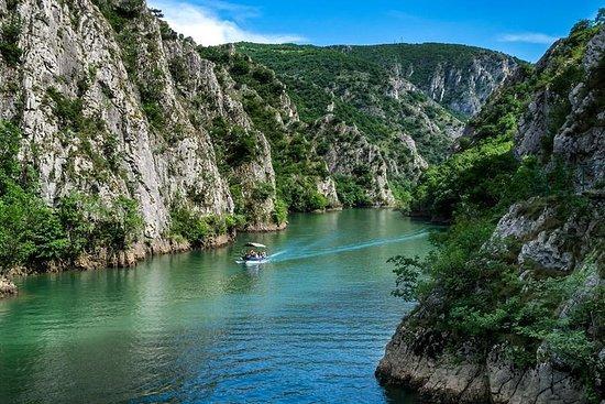 Tagesausflug nach Skopje und Matka...