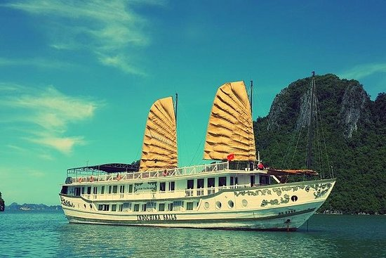 Valokuva: Indochina Sails