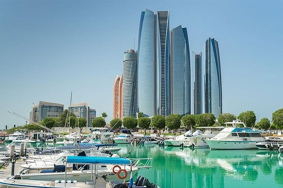 Abu Dhabi City tour+Lunch with Private...