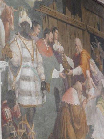 Caronno Pertusella, Italy: Three kings