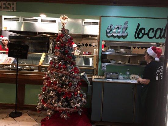 Montclair Family Restaurant interior
