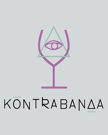 Kontrabanda Wine bar logo