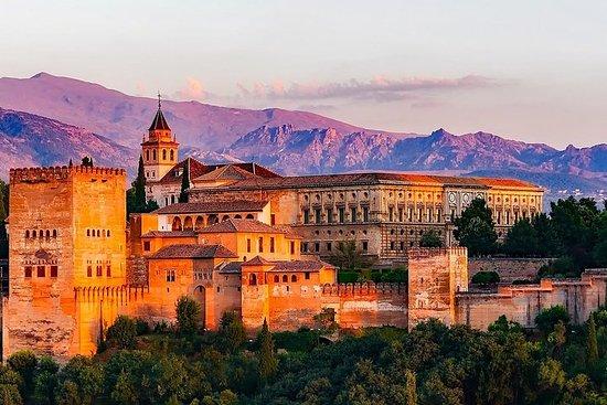 Alhambra com guia de áudio e passeio...