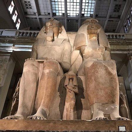Musée égyptien privé, citadelle du...