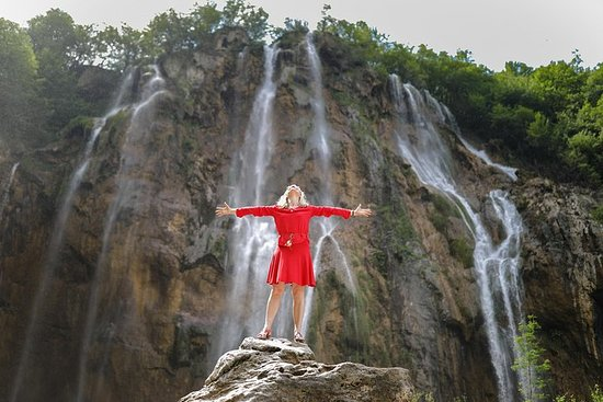 Plitvice Lakes N.P. Bus Tour from...