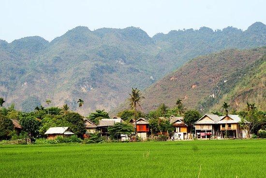 Фотография Mai Chau Biking - Pu Luong Trekking 2 days group tour
