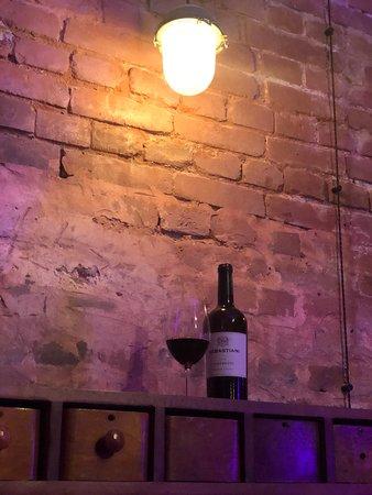 Wines from Georgia, Armenia and Azerbaijan awaits you here at Kontrabanda Wine Bar