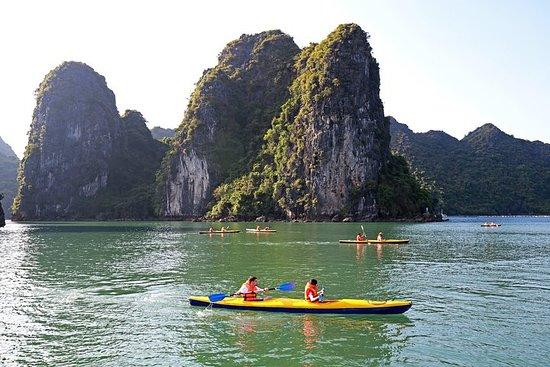 Halong - Lan Ha Bay 1 Tagesausflug...