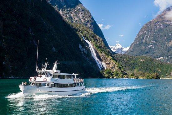 Bootstour auf dem Milford Sound in NZ...