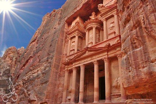 Petra Day Tour desde TLV / JLM