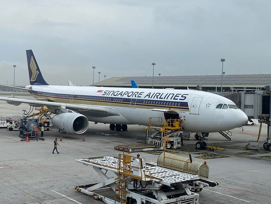 Singapore Airlines Photo
