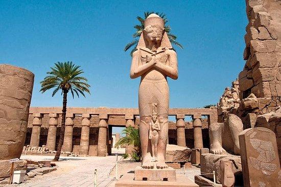 Privat dagstur til Luxor fra Hurghada
