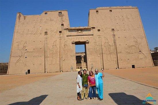 Forfait 4 jours, 3 nuits, visite d'Assouan à Louxor par le MS Mayfair, croisière sur le Nil Photo