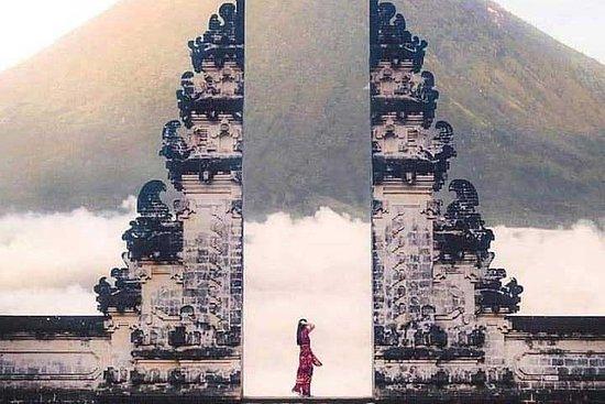 巴厘岛全日游– Instagram游览伦普阳寺的天堂之门
